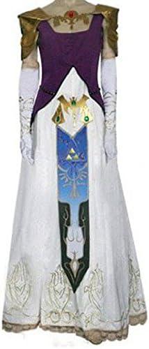 The Legend of Zelda de la princesa Zelda Cosplay disfraces ...