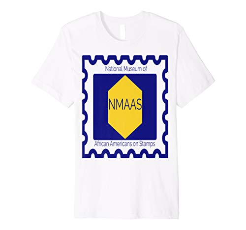 - National Museum of African Americans on Stamps Logo T-Shirts
