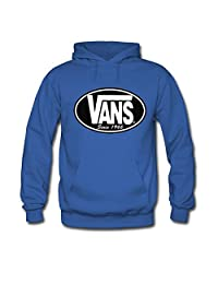 Vans Classic Logo Graphic For Boys Girls Hoodies Sweatshirts Pullover Tops