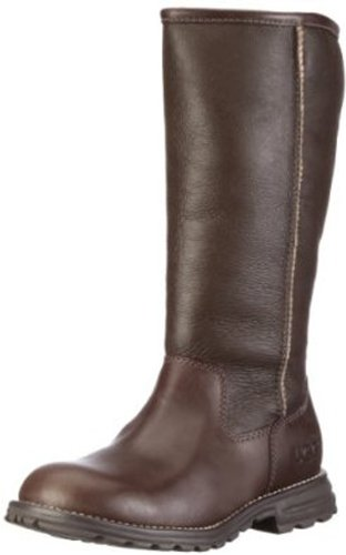 UGG Australia Womens Brooks Tall Boot Brown Size 8 (Boots For Women Online)