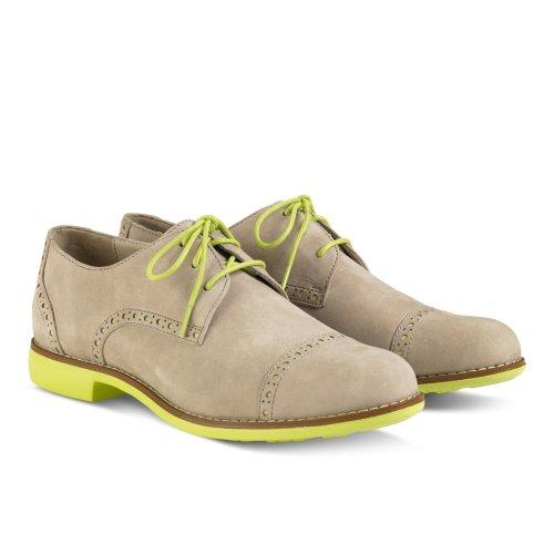 Cole Haan Women's Gramercy Oxford,Sandstone,9 B US (Sandstone Footwear)
