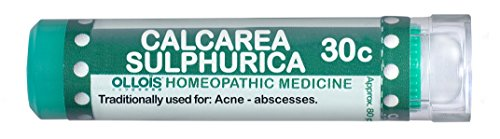 Ollois Homeopathic Medicines Calcarea Sulphurica product image