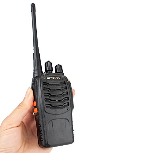 Retevis H-777 Two Way Radios UHF Radio 2 Way Radios Fast and Safe USB Rechargeable 16CH Radio Walkie Talkies (10 Pack) by Retevis (Image #7)