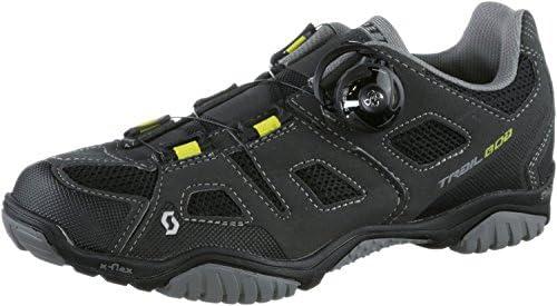 Scott Trail Boa Evo Ocio De Las Mujeres / Bicicleta Trekking Zapatos negro/verde 2015 - negro/verde, 40: Amazon.es: Deportes y aire libre