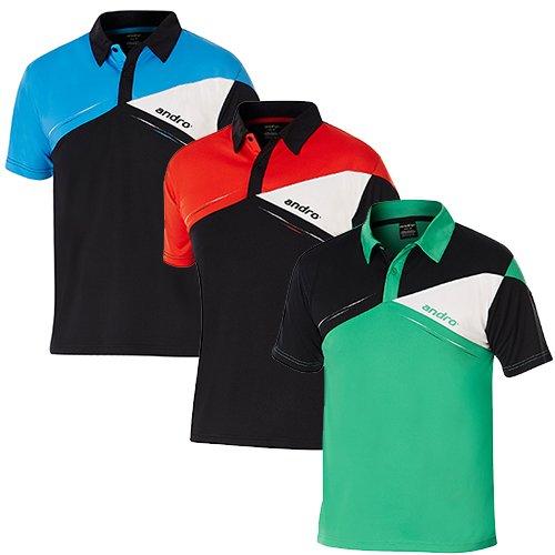 Andro Andro Conor Noir bleu Conor Shirt Noir Andro Conor Shirt Shirt Noir bleu rAr6q