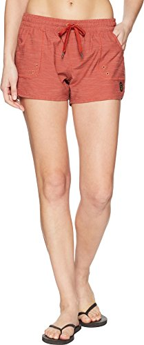 United By Blue Women's Westray Shorts Clay Medium 3 -