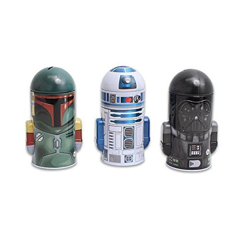 Star Wars Molded Saving Banks