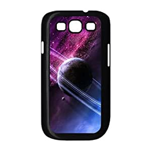 Samsung Galaxy S3 9300 Cell Phone Case Black Galaxy Space Phone Case Cover Customized Protective CZOIEQWMXN19181