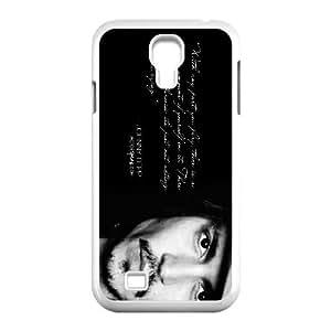 Samsung Galaxy S4 9500 phone case White Johnny Depp AAPU8007951