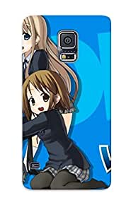 Forever Collectibles On Cartoonvsmanga Hard Snap-on Galaxy S5 Case