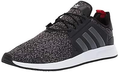 adidas Originals Men's X_PLR, Black/Grey/Scarlet 5 M US