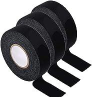 """MEZUT Hockey Tape Cloth Easy to Stretch and Tear,Athletic Sport Hockey, Baseball Tape,1"""" x 27 yd(2 R"""