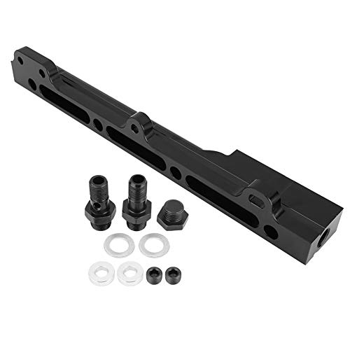 KIMISS Aluminum Alloy Car High Volume Fuel Rail D Series for CR-X D15B7 D15B8 D16A6 D16Z6
