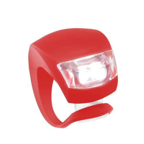 【半額】 knog(ノグ) BEETLE 2LED/RED 2LED/RED WHITE WHITE 54-3520600010 54-3520600010 B001NGDE4O, パターンとワッペンの店-ウィカ:669380f9 --- outdev.net