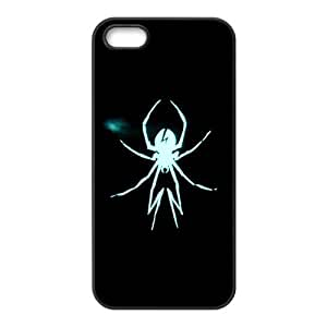 Fashion My Chemical Romance Personalized iPhone 5 5S Rubber Silicone Case Cover