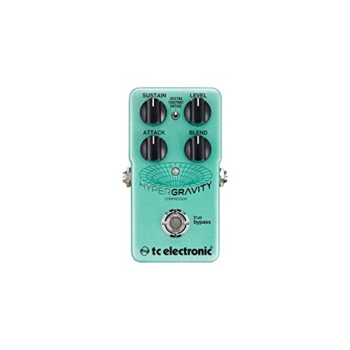 TC Electronic EQ Effects Pedal, 4.00 x 3.00 x 6.00 inches (960813001)