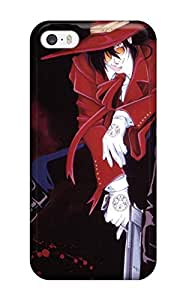 Best hellsing gothic anime Anime Pop Culture Hard Plastic iPhone 5/5s cases