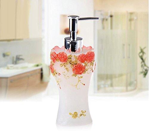 rose soap dispenser - 1