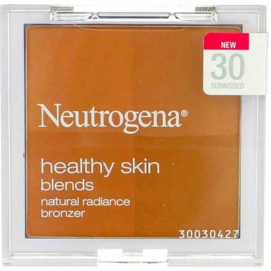 Neutrogena Healthy Skin Blends Natural Radiance Bronzer, 30 Sunkissed (Pack of 3)
