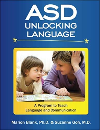Asd Unlocking Language: A Program to Teach Language and Communication for Children on the Spectrum  - Popular Autism Related Book