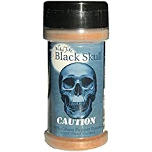 Wicked Tickle Black Skull Smoked Ghost Pepper Powder