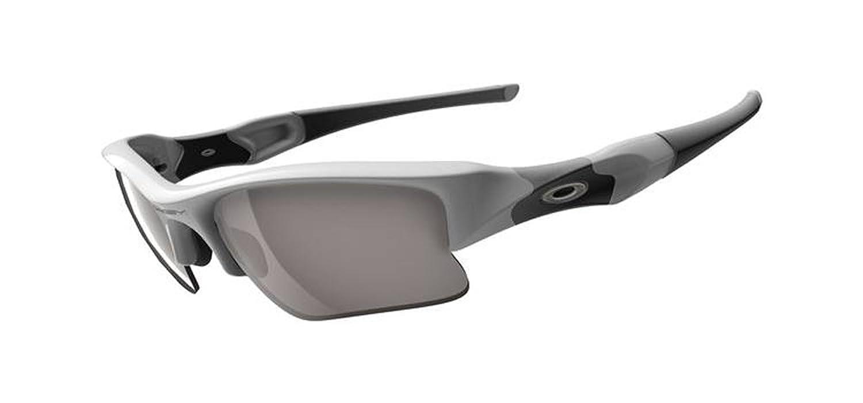 Amazon.com: Oakley Men's Flak Jacket XLJ Asian Fit Iridium Sunglasses,Polished  White Frame/Slaten Iridium Lens,one size: Oakley: Clothing