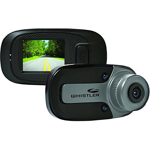 Whistler 1.5IN LCD MONITR DASHCAM