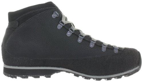 AKU 171.1 - Zapatos de cordones de cuero unisex Negro