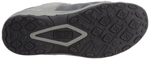 Lico Ben Low 420003 - Zapatillas de deporte de ante para niño Gris