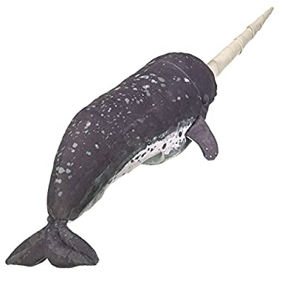 Folkmanis Narwhal Hand Puppet: Toys & Games