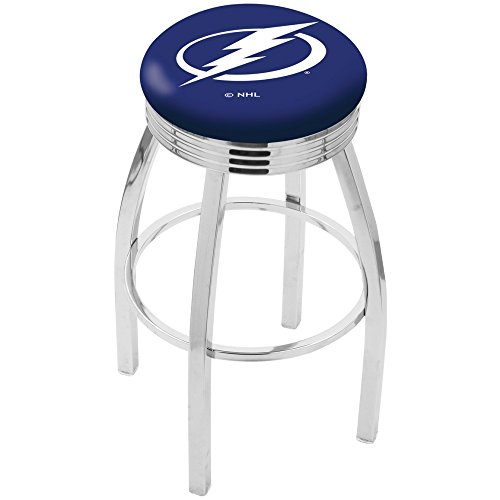 "NHL Tampa Bay Lightning 30"" Bar Stool"
