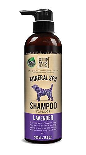 Tears Lavender (Reliq Mineral SPA Shampoo, Lavender)