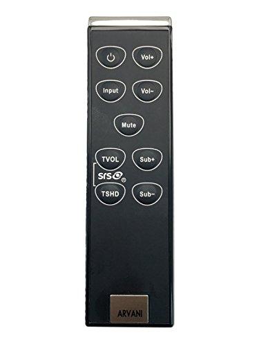 vizio vsb200 soundbar remote - 5