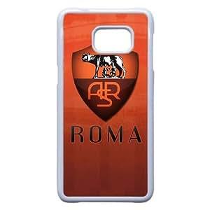Samsung Galaxy Note 5 Edge Phone Case White As Roma Logo ZEC910954