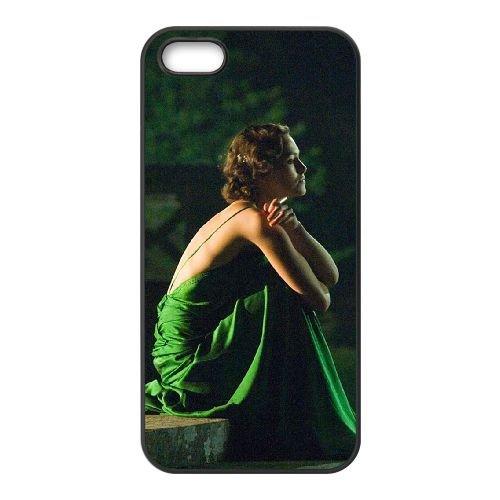 Atonement 1 coque iPhone 5 5S cellulaire cas coque de téléphone cas téléphone cellulaire noir couvercle EOKXLLNCD21780