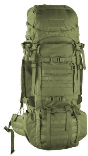 Eberlestock V90 Battleship Pack, Military Green V90MJ, Outdoor Stuffs