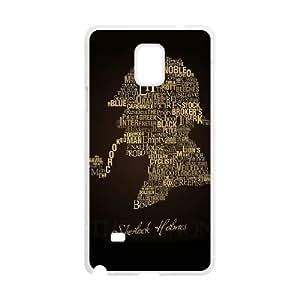 Samsung Galaxy Note 4 Phone Case Sherlock FJ72406