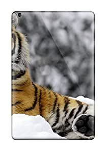 Brand New Mini/mini 2 Defender Case For Ipad (tiger In Winter)