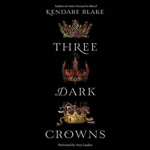 Three Dark Crowns Audiobook [Free Download by Trial] thumbnail