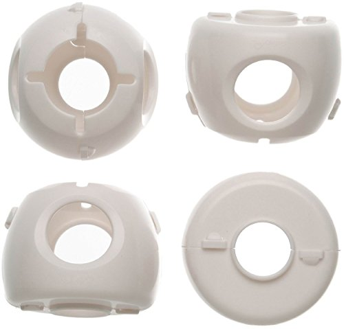 Safety 1st Grip N Twist Door Knob Covers, 6 Pack