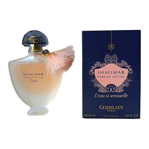 Price comparison product image Guerlain Shalimar Parfum Initial L'Eau Si Sensuelle Eau De Toilette Spray,  2 Ounce