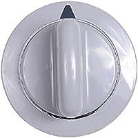 General Electric WE1M964 Dryer Timer Knob, Grey
