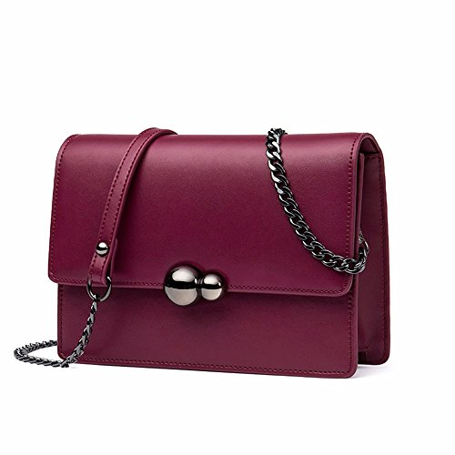 Beige New The 2018 Bag Bag Shoulder skew Claret Satchel Across Bag Bag Women's Retro Single Cowboy Fashion Z4fnx4qUdw