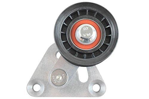 LS Truck Manual Belt Tensioner w/ Pulley Billet Aluminum LQ4 LQ9 5.3 6.0, BT12SS