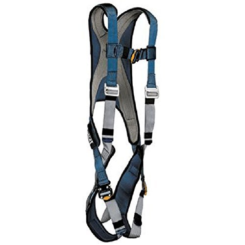 DBI/Sala 098-1108583 Exofit Vest Style Positioning Harness with Back and Front D-Rings, X-Large by DBI-Sala  B00UETUU8E