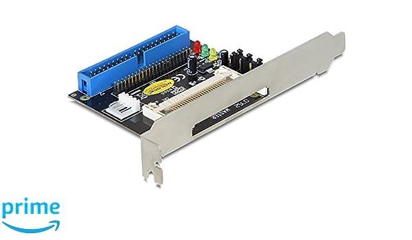 DeLOCK IDE to Compact Flash CardReader: Amazon.es: Electrónica