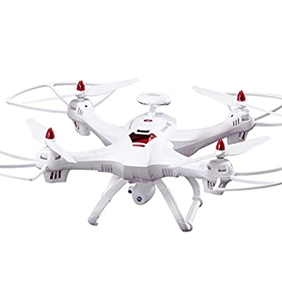 Fineser Global Drone X183 With 5.8GHz WiFi FPV 1080P Camera GPS Brushless Quadcopter with Headless Mode, Altitude Hode, App Control for Kids & Drone Beginners