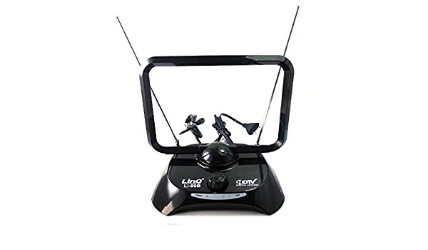 ebox Antena Digital DVB-T TV HDTV TDT TV Digital 38dBi ...