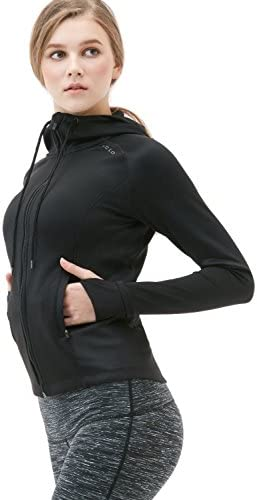 TSLA Womens Lightweight Performance Full Zip product image