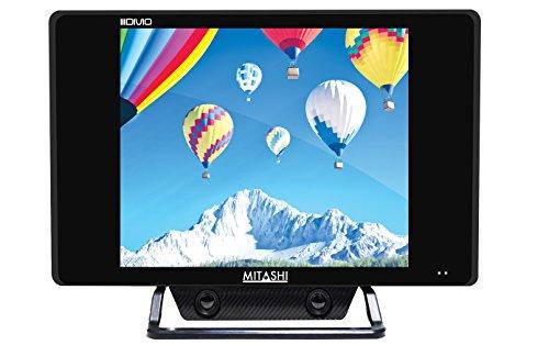 Mitashi MiE017V15 43.18 cm (17 inches) HD LED TV with Sound bar technology (Black)